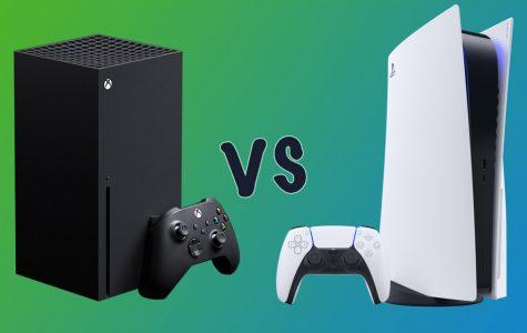 X-Box X vs. PS5