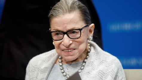 Celebrating Ruth Bader Ginsburg