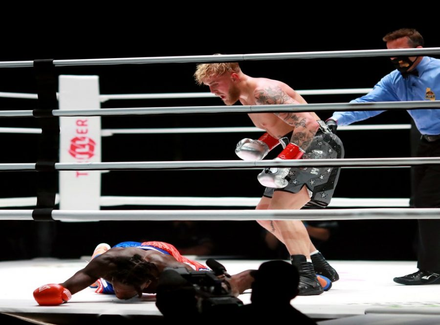 Jake Paul vs. Nate Robinson fight
