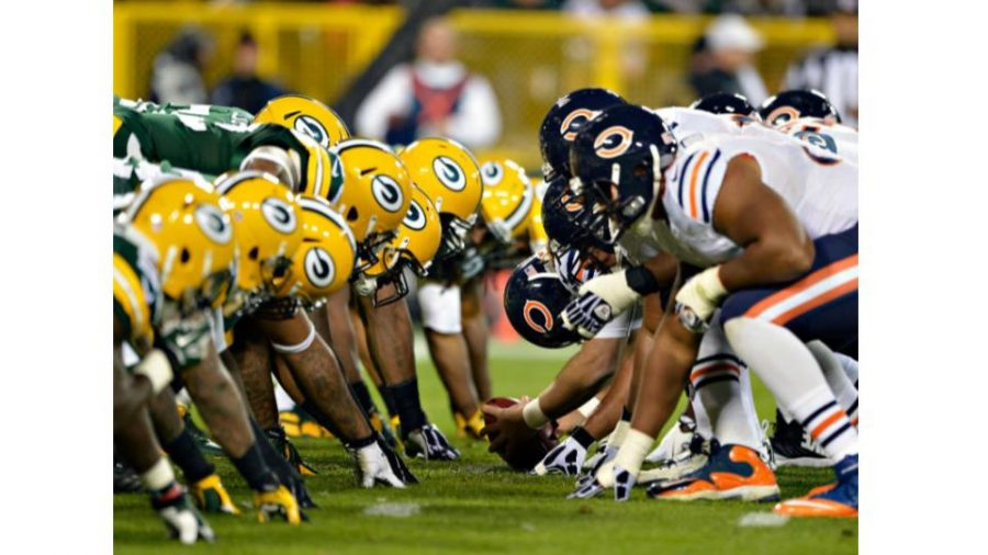 Bears+Vs+Packers