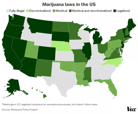 DEBATE: Marijuana in the US