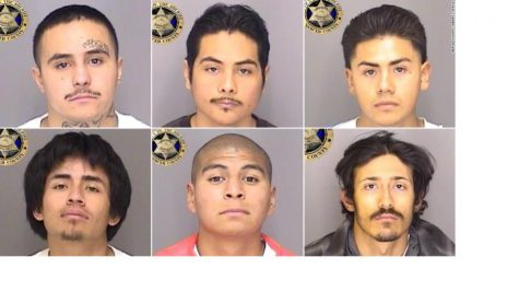 Six Inmates Escape California Jail