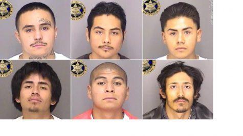 Six Inmates Escape California Jail