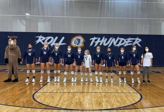 A Season of Dominance: The North Girls Volleyball